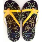 Scholl biomechanics yellow sandles,size 3(uk) 36(eur). One pair