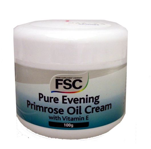 FSC Evening Primrose Oil Cream with Vitamin E 100g