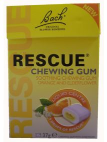 Bach Rescue Chewing Gum 37g