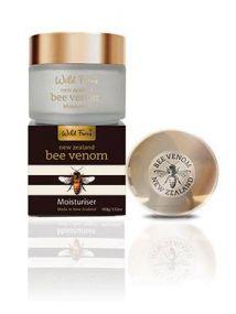 Wild Ferns New Zealand Bee Venom Moisturiser 100g