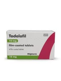 Tadalafil 10mg tablets pack of 4