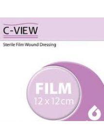 C-VIEW 2255 FILM DRSG 12CMSQ Pack of 10
