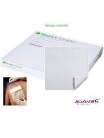 Mepilex Transfer Exudate transfer dressing 10 cm x 12cm Pack of 5