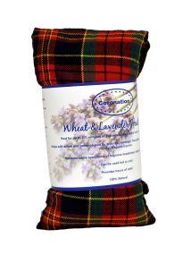 Tartan Wheat & Lavender Heat Pack 750g Multi