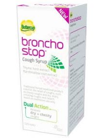Bronchostop cough syrup 240ml