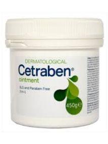Cetraben Ointment 450G