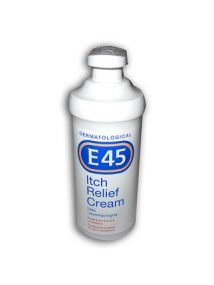E45 Itch Relief Cream Pump 500g
