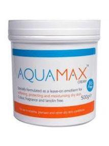Aquamax Emollient Cream 500g tub