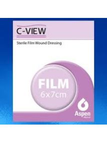 C-VIEW post-op dressing 6cm x 7cm Pack of 10