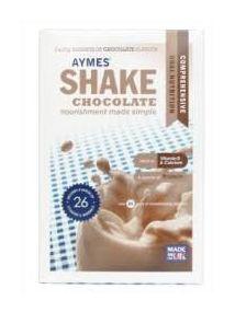 Aymes Powdered shake sachets chocolate 7X57g