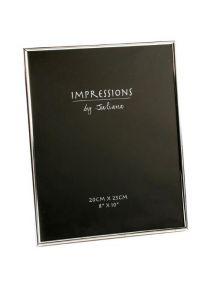 Photo Frame Impressions 8 x 10 Silver 8159
