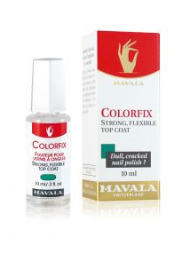 Mavala Colorfix Fixative For Nail Polish 10ml