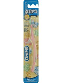 Oral B Toothbrush Stage 1 Baby 4-24 Months