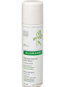 Klorane Oatmilk Dry Shampoo Spray 150ml
