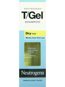 Neutrogena T/Gel Shampoo For Dry Hair 125ml