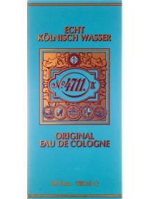4711 Original Eau de Cologne Splash 100ml Boxed