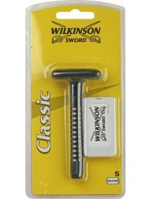 Wilkinson Sword Classic Razor & 5 Blades