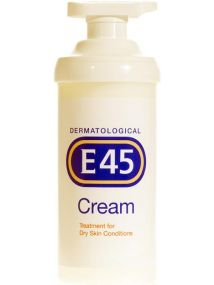 E45 Dermatological Cream - Pump 500g