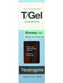 Neutrogena T/Gel Shampoo For Greasy Hair 125ml
