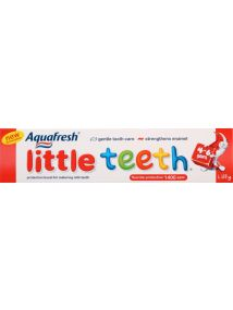Aquafresh Little Teeth 3-5 years Fluoride Toothpaste 50ml