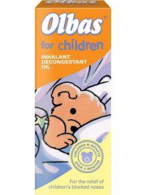 Olbas Oil For Children 10ml