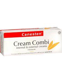 Canesten Cream Combi Cream Internal/external 2/10% 5/10g