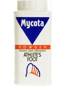 Mycota Powder 70g Athletes Foot Treatment