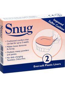 Snug Denture Cushion-2 liners