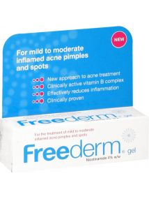 Freederm Gel For Mild To Moderate Acne 25g
