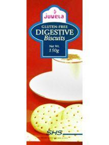 Juvela Gluten-free Biscuits Digestive 150g