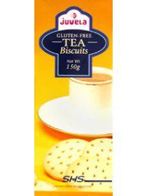 Juvela Gluten-free Biscuits Tea 150g