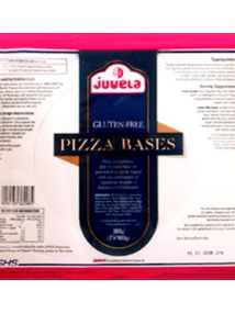 Juvela Gluten-free Pizza Bases 180g 2 Pack