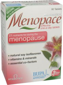Vitabiotics Menopace Original Tablets x90