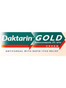 Daktarin Gold Cream For Athlete's Foot 15g