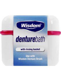 Wisdom DentureBath & Bodycare