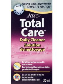 AMO Total Care Daily Cleaner Solution 30ml