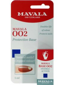Mavala 002 Protective Base Double Action 5ml
