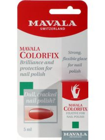 Mavala Colorfix Fixative For Nail Polish 5ml