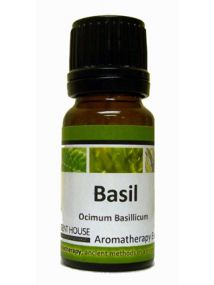 Basil Aromatherapy Essential Oil