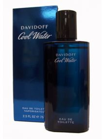 Davidoff Cool Water for Men Eau de Toilette Spray 75ml