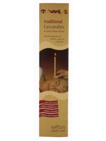 Biosun Traditional Earcandles - One Pair