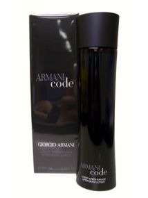 Giorgio Armani Armani Code for Men After Shave 100ml