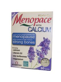 Vitabiotics Menopace Calcium Tablets x60