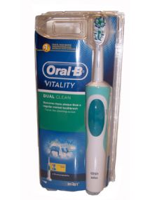 Oral B Vitality Dual Clean Toothbrush