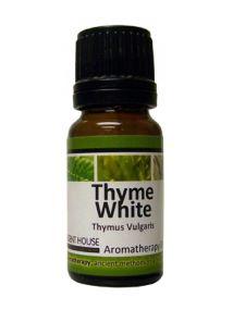 Thyme White Aromatherapy Essential Oil