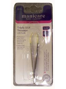 Manicare Triple XXX Tweezers