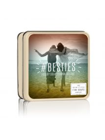 The Scottish Fine Soaps Company BESTIES Soap In A Tin 100g