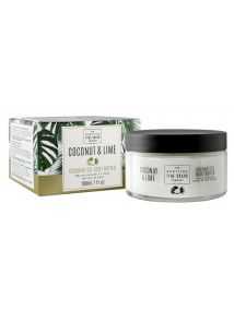 The Scottish Fine Soaps Company Coconut & Lime Body Butter 200ml