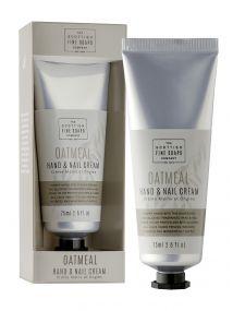 The Scottish Fine Soaps Company Oatmeal Hand & Nail Cream 75ml