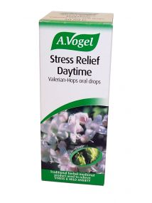 A.Vogel Stress Relief Daytime Valeriana Fresh Herb Tincture 50ml